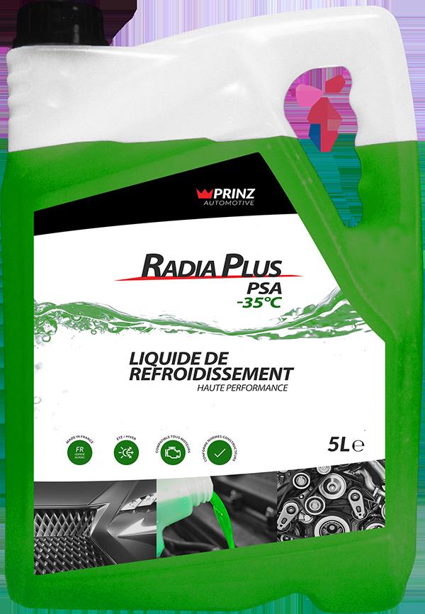 Liquide de refroidissement Permanent PSA -35