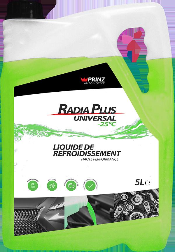 Liquide de refroidissement Universel -25 Vert