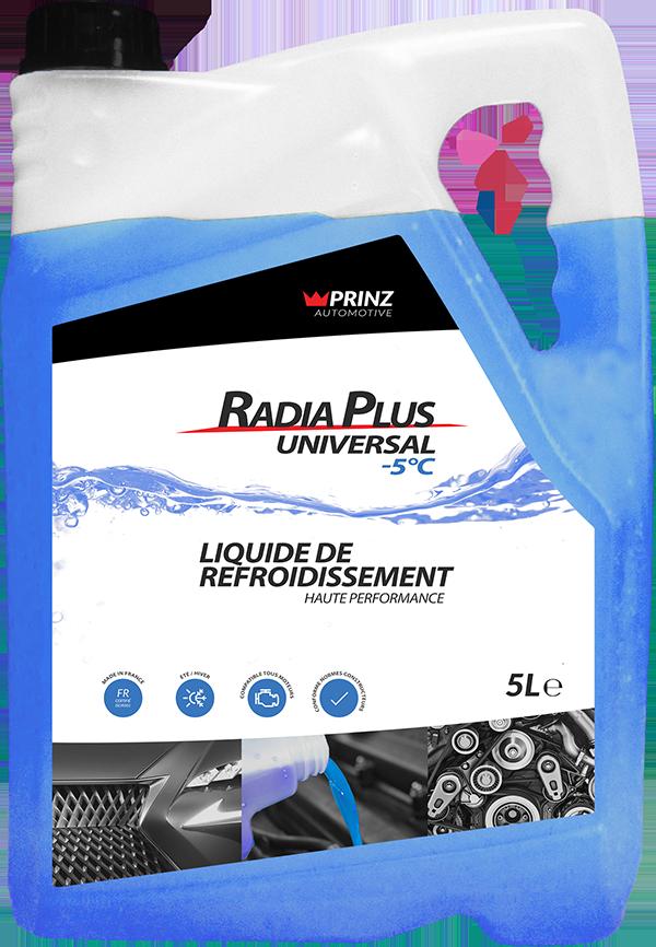 Liquide de refroidissement Universel -5 Bleu
