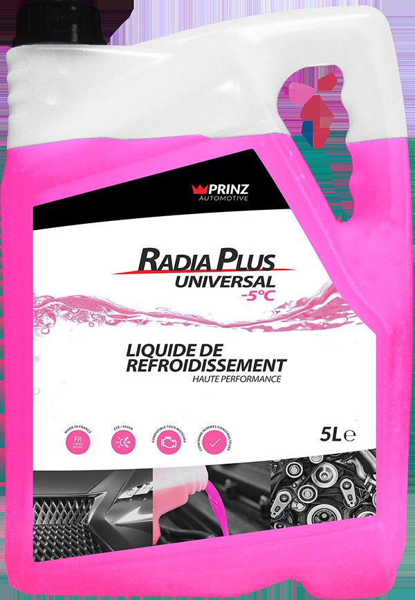 Liquide de refroidissement Universel -5 Rose